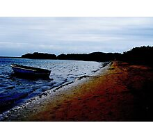 Robinson Crusoe Island Photographic Print