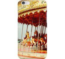 Carousel Delight (no border) iPhone Case/Skin