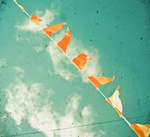 Bunting by Cassia