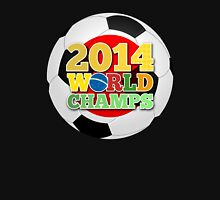 2014 World Champs Ball - Japan Unisex T-Shirt