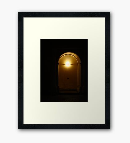 Sicilian Night Framed Print