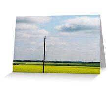 Prairie Dreams Greeting Card
