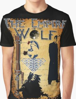 EMPIRE OF THE WOLF  Graphic T-Shirt