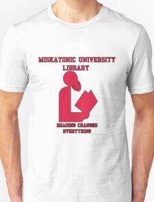 Miskatonic University Library Unisex T-Shirt