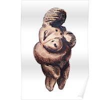 primeval Venus - fertility symbol Poster