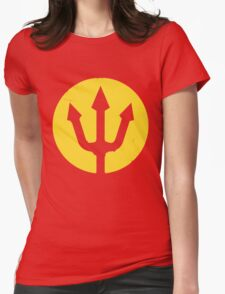 Belgian Red Devils Womens Fitted T-Shirt