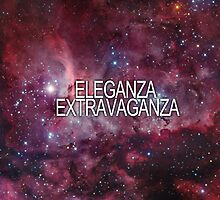 Eleganza Extravaganza by Raccoon-god