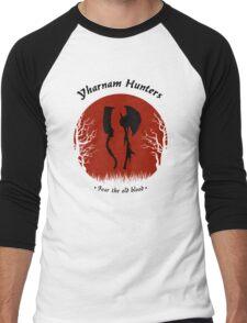 Bloodborne Yharnam Hunter Men's Baseball ¾ T-Shirt