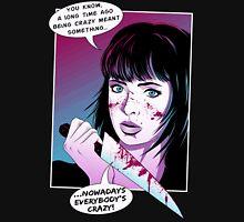 Pop Art Horror Show Unisex T-Shirt