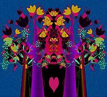 For Anna Banana by Rois Bheinn Art and Design