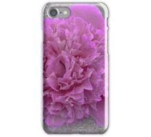 'Flowers are happy things' iPhone Case/Skin