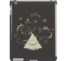 All-Sleeping Eye iPad Case/Skin