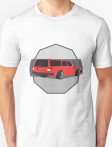 245 Hauler red Unisex T-Shirt