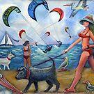 Life's a Beach  by Karin Zeller