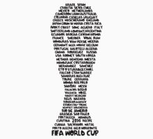 2014 World Cup by JuzaShannon