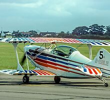 Christen Eagle II G-EGLE by Colin Smedley
