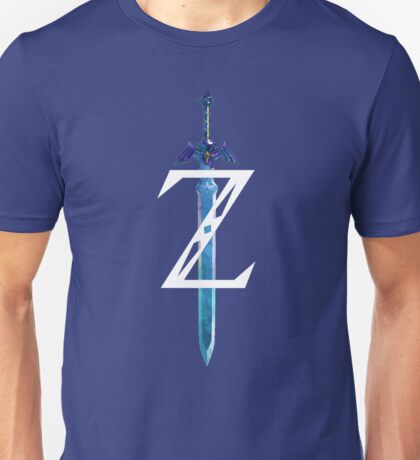 The Legend Of Zelda Crest Unisex T-Shirt