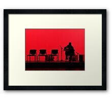 Spanish Guitar Framed Print