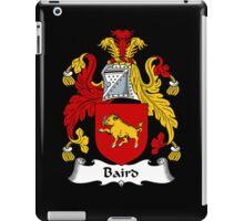 Baird Coat of Arms / Baird Family Crest iPad Case/Skin