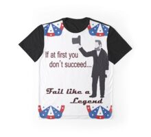 Hey! B'Lincoln Graphic T-Shirt