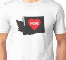 Washington State is Home Unisex T-Shirt