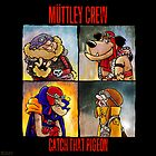Muttley crew : catch that pigeon by Bleee