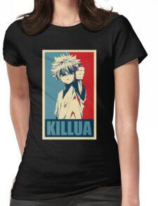 Hunter x Hunter-Killua Zoldyck Womens Fitted T-Shirt