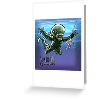 Nostromo : xenomorph Greeting Card