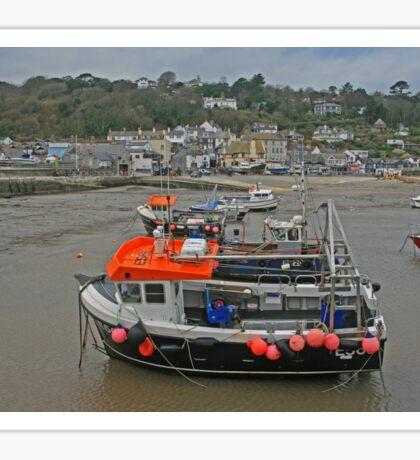 Lyme Regis Sticker