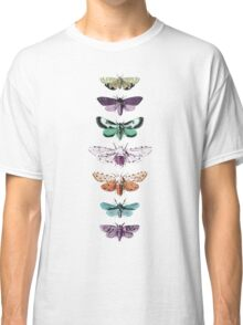 Techno Moth Collection Classic T-Shirt
