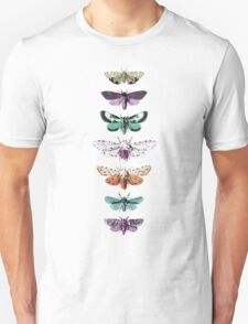 Techno Moth Collection Unisex T-Shirt