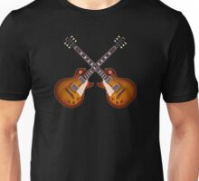 The vintage gibson les paul Unisex T-Shirt