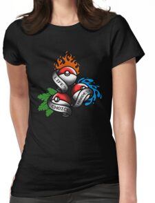 Life's Hardest Choice Womens Fitted T-Shirt