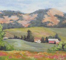 Hillside Farm by Karen Ilari