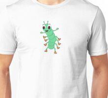 Green Caterpillar Unisex T-Shirt