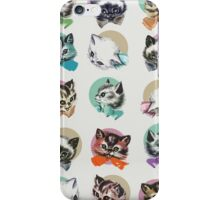 Cats & Bowties iPhone Case/Skin