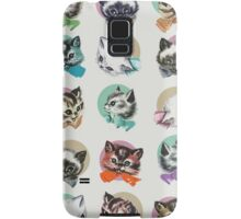 Cats & Bowties Samsung Galaxy Case/Skin
