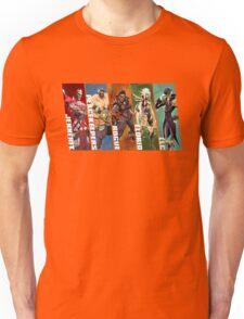 Battleborn characters Unisex T-Shirt