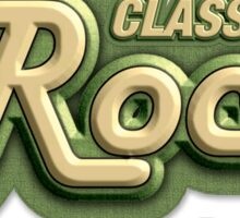 Old classic rock Sticker