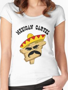 Mexican Cartel Women's Fitted Scoop T-Shirt