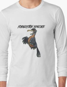Forgotten Species Logo Tee Long Sleeve T-Shirt