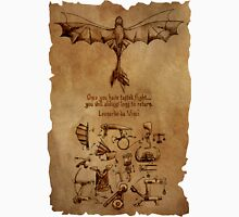 DaVinci's Dragon (Hiccup's Sketchbook) T-Shirt
