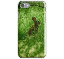 Amongst The Grasses iPhone Case/Skin