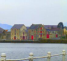 Ramelton Quay........................................Ireland by Fara