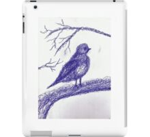 Bird is the Word iPad Case/Skin