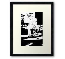 Horror Movie #1 Framed Print