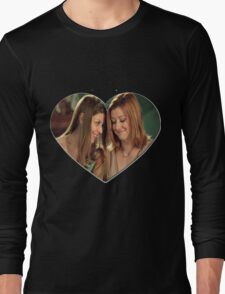 Buffy Willow Tara Once More With Feeling Long Sleeve T-Shirt