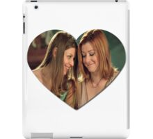 Buffy Willow Tara Once More With Feeling iPad Case/Skin
