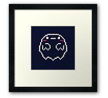 Ghost Pixel  Framed Print