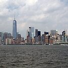 New York City by Karl R. Martin